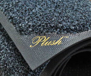 Plush Carpet Entrance Mats