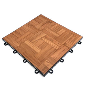 Portable Teak Dance Floor Tiles