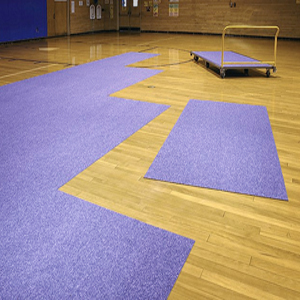 Pro Shield Floor Protection Is Gym Floor Covering By American