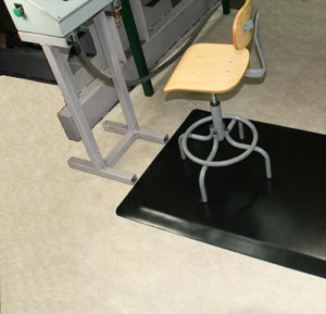 Puncture Proof Anti-Fatigue Mats