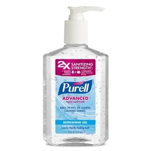PURELL® Advanced Hand Sanitizer Gel 12oz Bottle