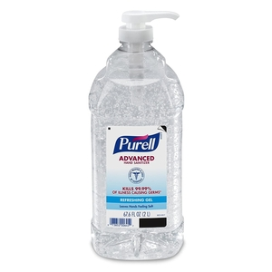 PURELL® Advanced Hand Sanitizer Gel 68 oz (2L) Bottle