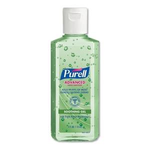 PURELL® Advanced Hand Sanitizer Gel - Soothing Aloe 4oz Bottle