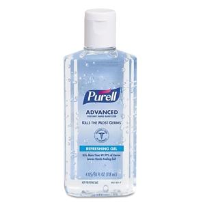 PURELL® Advanced Hand Sanitizer Gel 4oz Bottle