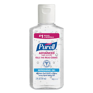 PURELL® Advanced Hand Sanitizer Gel 2oz Bottle