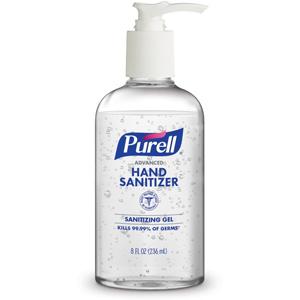 PURELL® Advanced Hand Sanitizer Gel 8oz Bottle