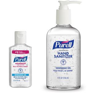 PURELL® Hand Sanitizer Bottles