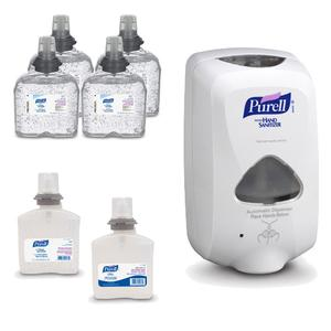 PURELL® Touch-Free Dispensers and Refills