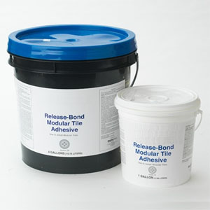 Releasable Bond Floor Mat Adhesive