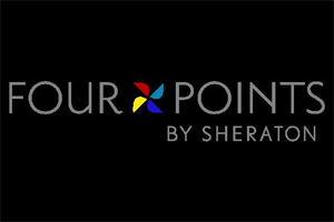 Sheraton Four Points Logo Mats