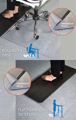 Sit or Stand Mats