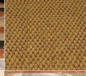 Super Berber Recessed Mats