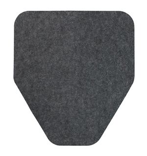 Tacki-Trap Urinal Mats - Disposable
