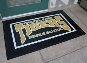 Floor Mats And School Logo