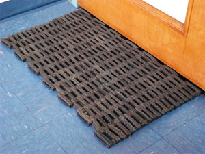 Floor Mats Entrance Door