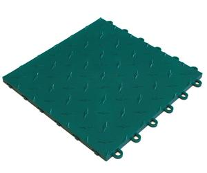 TracStep Interlocking Garage Tiles