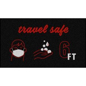 Travel Safe Floor Mats