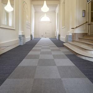 Trilogy Carpet Floor Mat Tiles