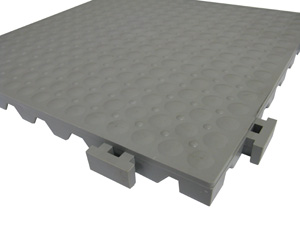 Turtle Tile Solid Interlocking Mats