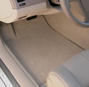 Carpeted Car Mats Floor