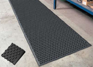 Reflex Rubber Roll Matting