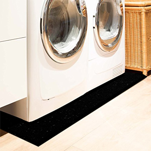 Washer Dryer Rubber Floor Mats Are