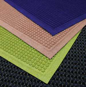 Waterhog Classic Entrance Mats - Designer Colors