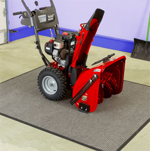 Waterhog Snowblower Floor Mats