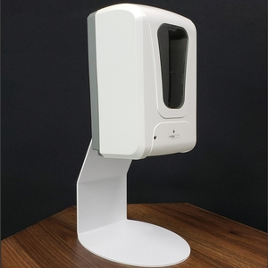 Table Top Hand Sanitizer Dispenser Stand