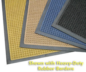 Aqua Shield Floor Mats